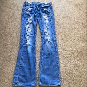 Machine Pour Neuf jeans
